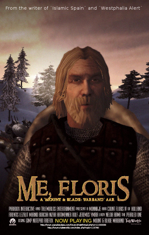 Me, Floris | Paradox Interactive Forums